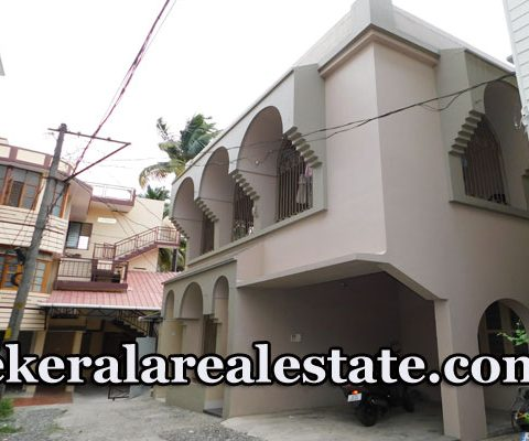 2 BHk Ground Floor House For Rent at Plamoodu Junction Pattom Trivandrum