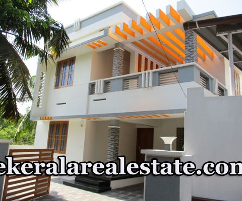 60 Lakhs 5 Cents 1700 Sqft 3 BHk House Sale at Perukavu Thirumala Trivandrum