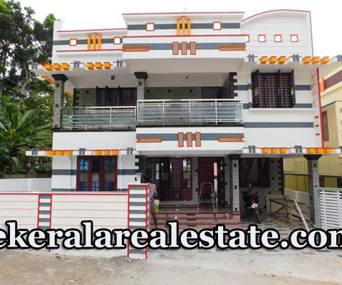 65 Lakhs 4.5 Cents 2200 Sqft 4 BHK House Sale at Pidaram Thirumala Trivandrum