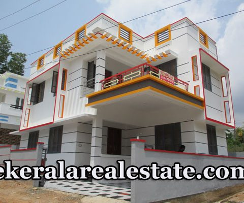 New House For Sale at Perukavu Thirumala