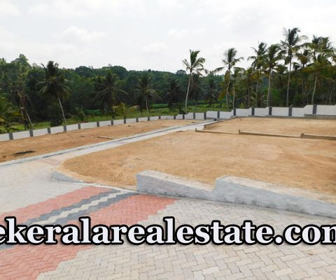 Residential House Plots Sale at Mangalapuram Trivandrum Price 4.5 Lakhs Per Cent