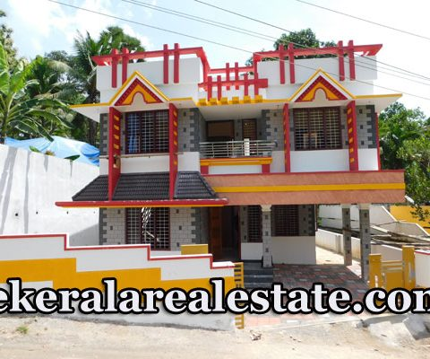 48 Lakhs 4 cents 1600 sq ft New House Sale at Thachottukavu Peyad Trivandrum