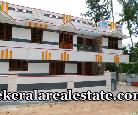 55 Lakhs 4.25 cents 2000 sq ft New House Sale at Mangattukadavu Thirumala Trivandrum