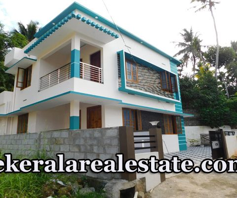 5 Cents 1800 sqft New House For Sale at Pappad Nettayam Vattiyoorkavu