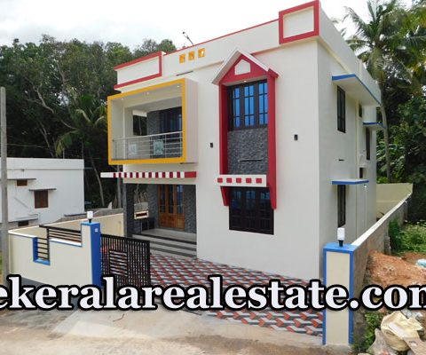 52 Lakhs 1650 sqft New House For Sale at Puliyarakonam Trivandrum