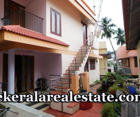 900 sqft 2 BHK House For Rent at Vazhuthacaud Trivandrum