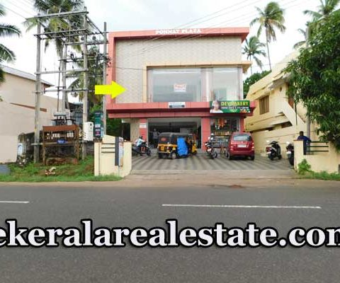 Commercial Space For Rent at Peyad Junction Trivandrum