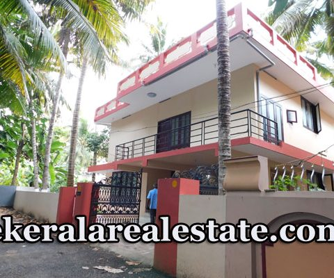 Independent House 4 BHk For Rent at Chalakuzhy Road Near Medical College Pattom