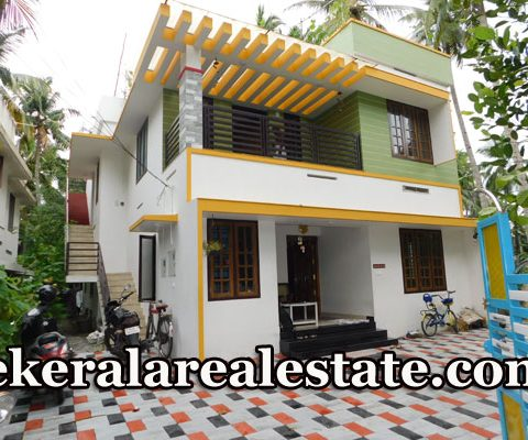 2 BHk 1200 Sqft First Floor House For Rent at Manacaud East Fort