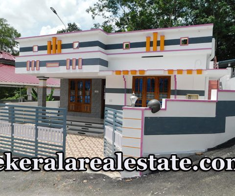 35 Lakhs 4.5 cents 1150 sqft New House For Sale at Puliyarakonam Trivandrum