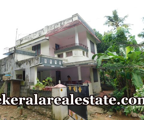 6.4 Cents 1600 Sqft House For Sale at Manikanteswaram Peroorkada