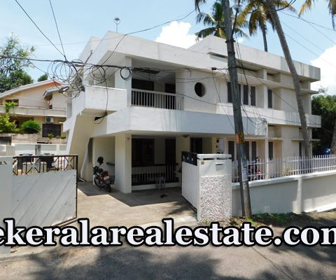 1200 sq ft 3 Bedroom House For Rent Near Medical College Trivandrum