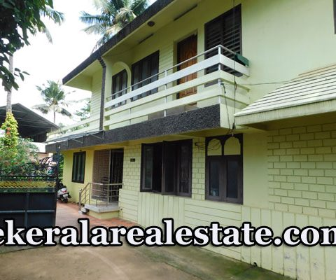 1250 Sq Ft First Floor House For Rent at Poojappura Trivandrum