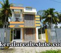 60 Lakhs 3 Cents 1400 Sqft New House Sale at Manacaud Attukal Konchiravila