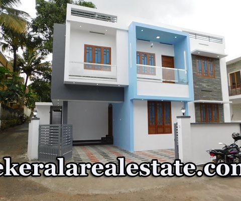 68 Lakhs 4 BHK New House For Sale at Njalikonam Mudavanmugal Trivandrum