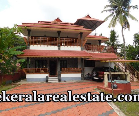 House For Rent at Thampuranmukku General Hospital Road Trivandrum
