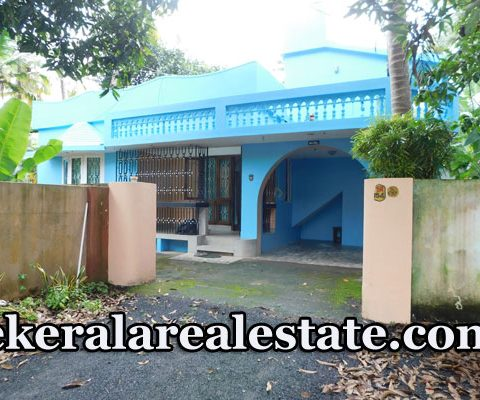 Independent 1200 sqft House For Rent near Kudappanakunnu Civil Station Peroorkada