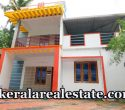 10 cents 2200 sqft 55 Lakhs New House For Sale at Venkavila Nedumangad Trivandrum
