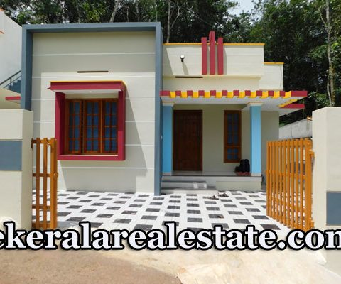 28 Lakhs 4.5 Cents 1000 Sqft House FOr Sale at Manappuram Malayinkeezhu Trivandrum