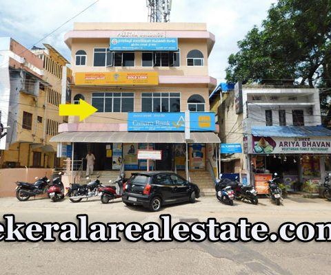600 sq ft Commercial Shop Space for Rent at Poojappura Trivandrum