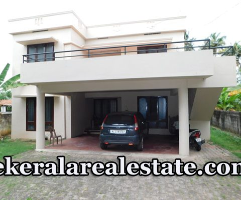 1100 sq ft 2 BHK First Floor House For Rent at Olayil Kollam