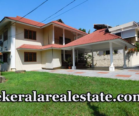 22 Cents Land and House for Sale at Chalakuzhy Pattom Trivandrum