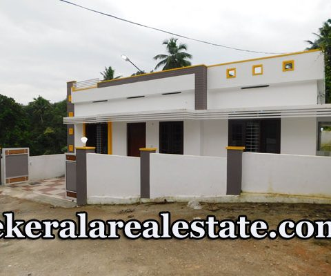 29 Lakhs 4 cents 900 sqft New House For Sale at Peyad Thachottukavu Trivandrum