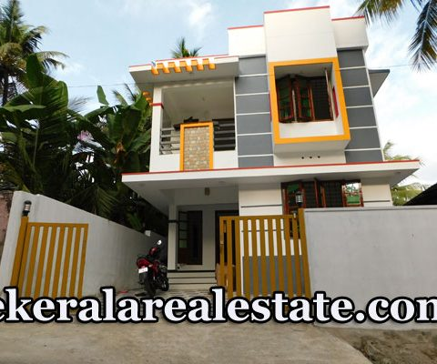 3 Cents 1600 sq ft House For Sale at BTR Nagar Nettayam Trivandrum