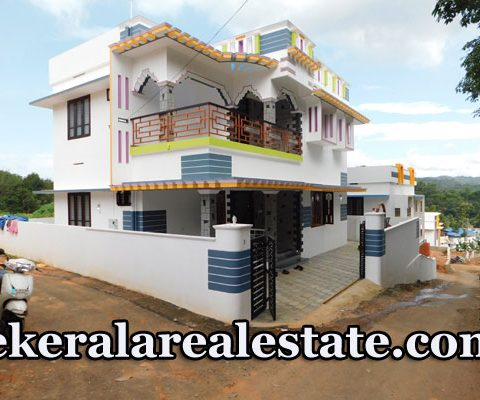 4 Cents 1700 Sq Ft 3 BHK New House For Sale at Pidaram Thirumala Trivandrum