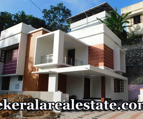 4 Cents 1700 sqft New House For Sale at Vazhayila Peroorkada Trivandrum