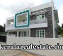 4.5 cents 2200 sqft New House for sale at Kongalam Mudavanmugal Trivandrum