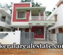 48 Lakhs 4 cents 1800 sqft New House For Sale at Pottayil Thirumala Trivandrum