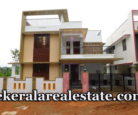 70 Lakhs 4 cents 2300 sqft new House For Sale at Peyad Thachottukavu Trivandrum