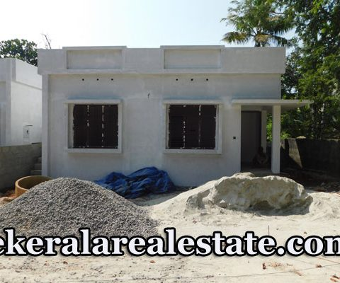 700 sqft 29 Lakhs New House For Sale at Ookode Trivandrum
