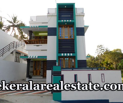 40 Lakhs 4 Cents 1400 Sqft House For Sale at SanthamMoola Malayinkeezhu