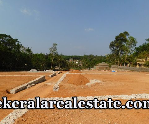 House Plots For Sale at Chemboor Venjaramoodu Trivandrum