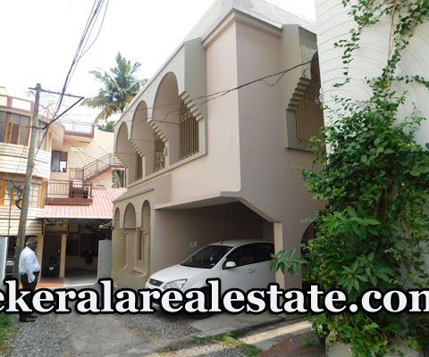 1100 sqft 2 BHK House For Rent at Plamoodu Junction Pattom Trivandrum
