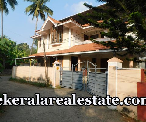 1350 sqft 3 BHK House For Rent at Pattom Trivandrum