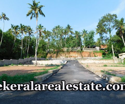 5 Cents Residential Plot For Sale at Kollampuzha Attingal Trivandrum