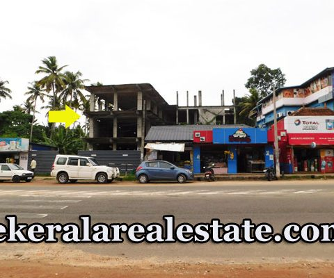 Shopping Complex Building For Sale at Alamcode Junction Attingal Trivandrum