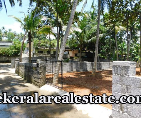7 cents House Plots for Sale at Benedict Nagar Nalanchira Trivandrum
