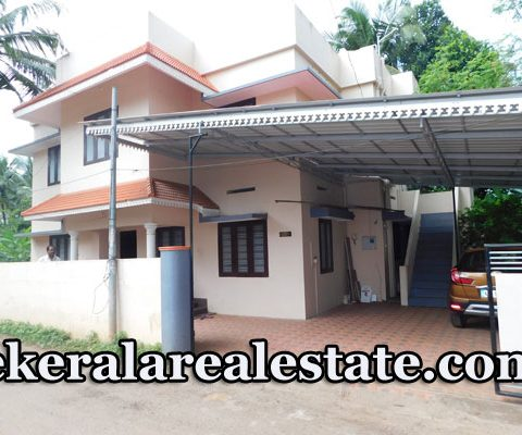 1200 sq ft First Floor House For Rent at Udiyanoor Nalanchira Trivandrum