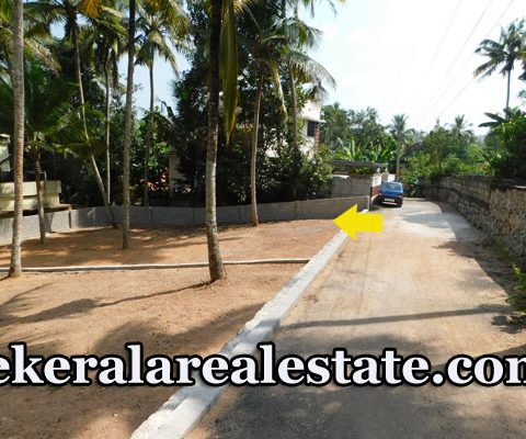 5 Cents House Plot For Sale at Benedict Nagar Nalanchira