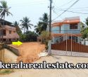 6.75 cents House Plot For Sale at Althara Junction Vellayambalam Trivandrum