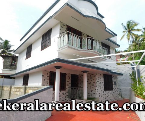 House For Sale Near Poojappura Mudavanmugal Near St Mary's School