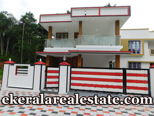 85 Lakhs Brand New House For Sale at Sreekariyam Near Engineering College (CET)